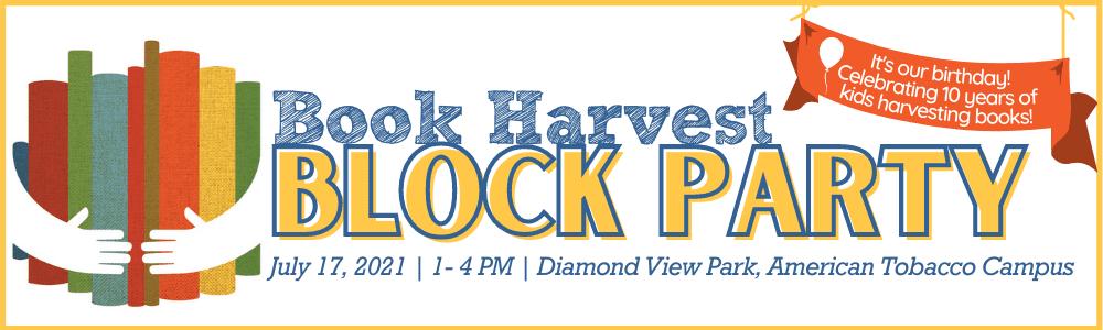 Block Party Logo 2021